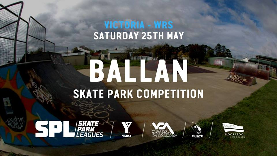 Vic Skatepark Competitions