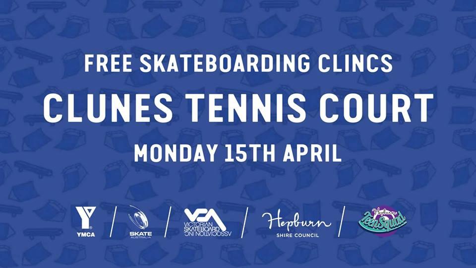 Clunes Tennis Court