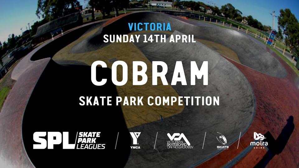 Cobram Skate Park Comp