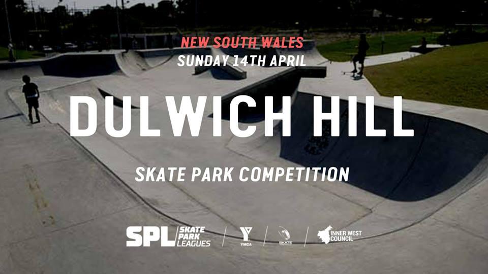 Dulwich Hill Skate Comp