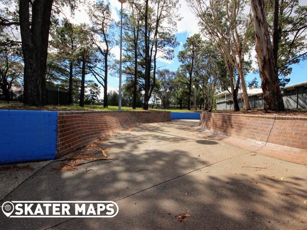 Erindale Skatepark ACT Australia Skateboard parks