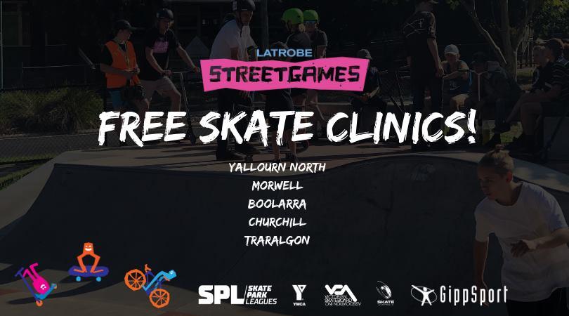 Free Skate Clinics