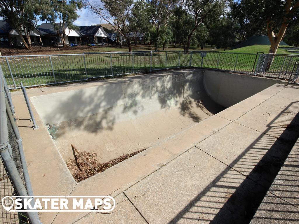 Kambah Bowl Skatepark ACT Australia