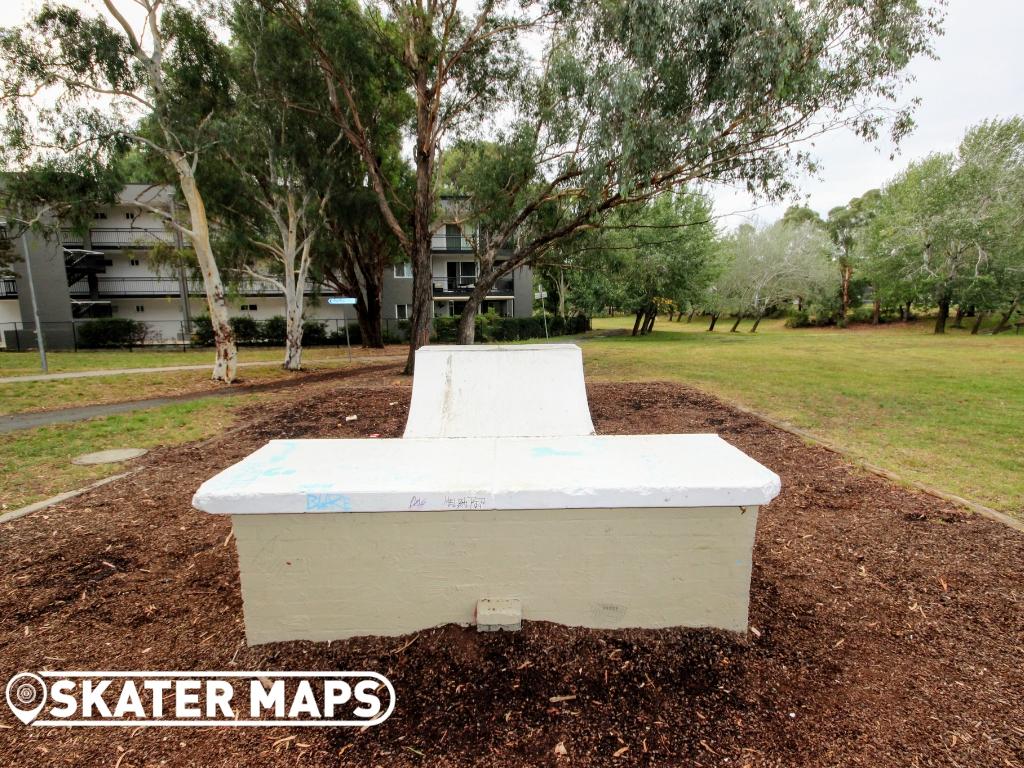 Kippax Mini Ramp ACT Australia Skateparks