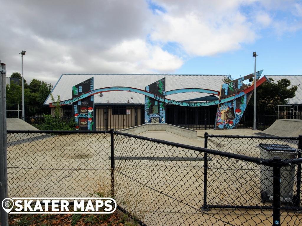Lanyon Skate Park Skateboard Skatepark ACT Australia