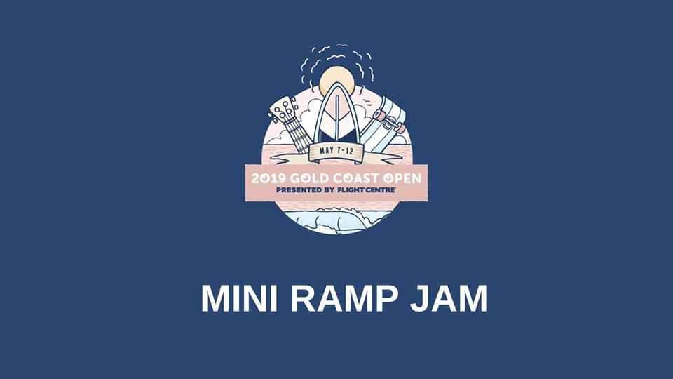 Surfing Queensland Mini Ramp Jam (QLD)