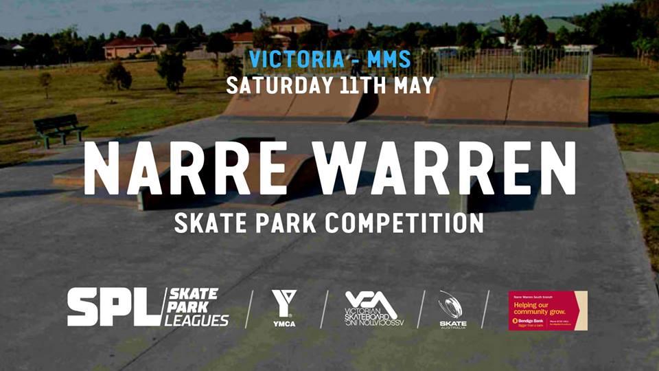 Narre Warren skate comp