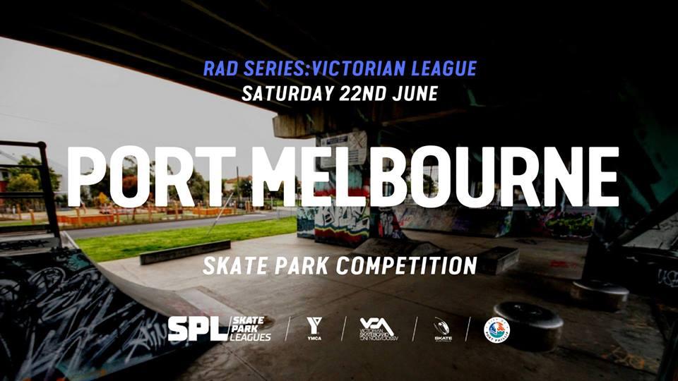 Port Melbourne Skatepark Comp