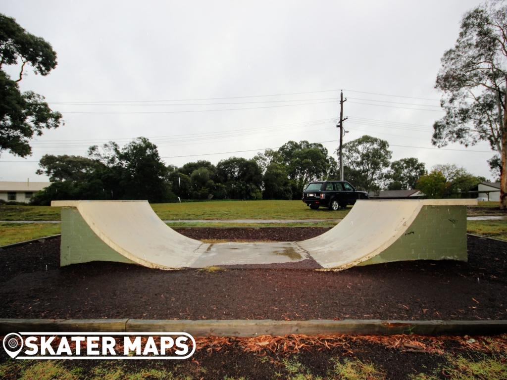 Rivett Mini Ramp Skateboard Park ACT Australia