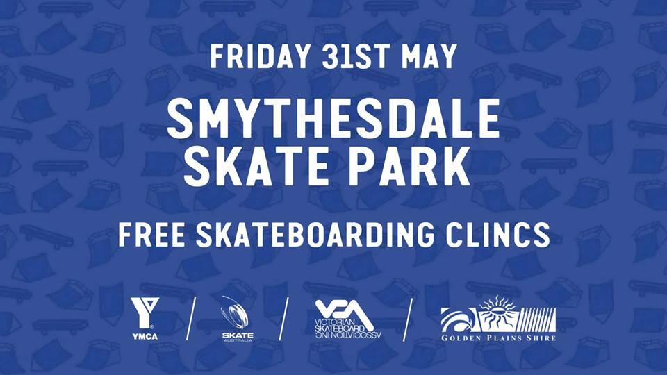 Smythesdale Skate Park Comp