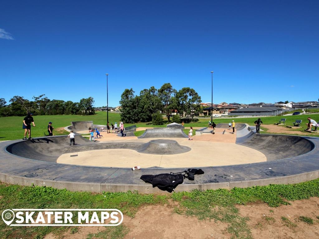 St Helens Park Skatepark NSW Australia