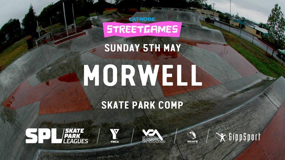 Street Games Skate Park Comp