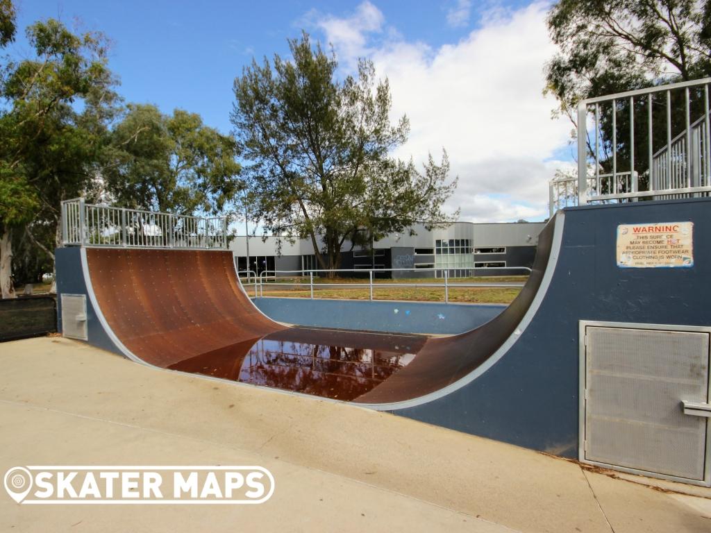 Tuggeranong Skatepark Canberra ACT Australia