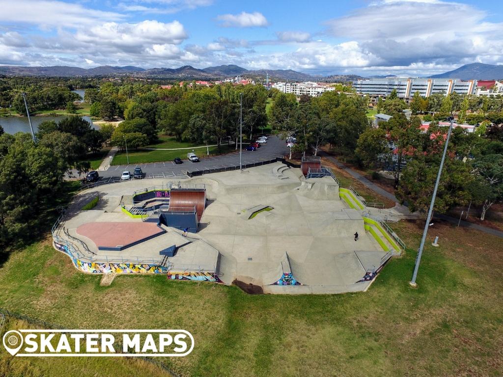 Tuggeranong Skatepark