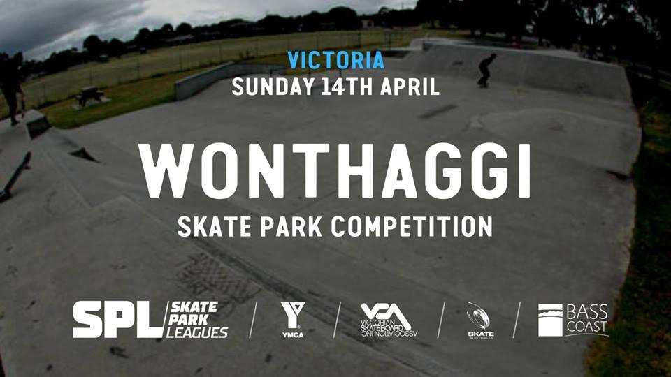 Wonthaggi Skate Park Comp