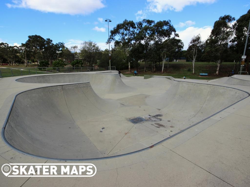 Weston Creek Skatepark Canberra ACT