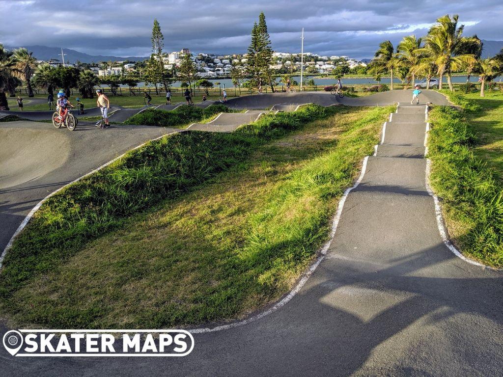 Fabrice Harbulot Skatepark - New Caledonia