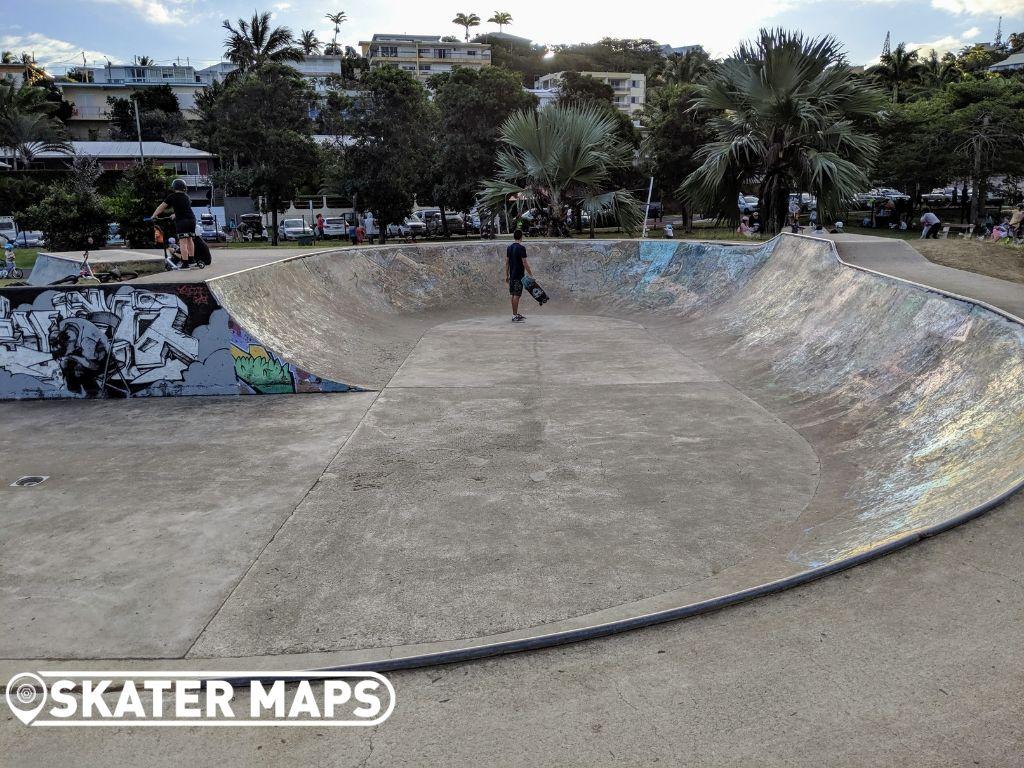 Skate Bowl Noumea
