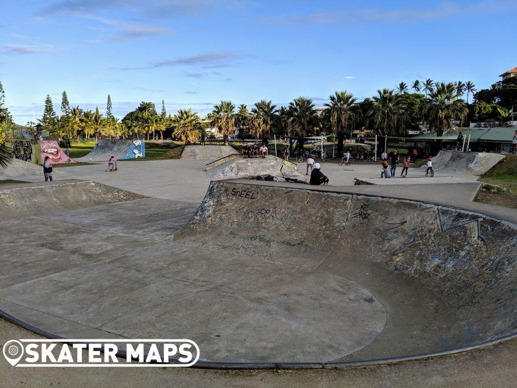 Skate Parc de Nouméa - New Caledonia
