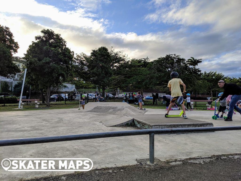 Skate Parc de Nouméa - New Caledonia Skateparks