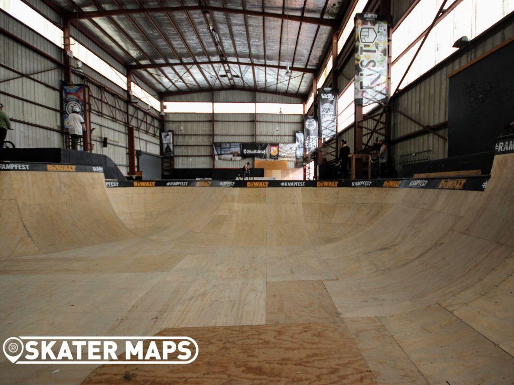 New Skatepark Melbourne
