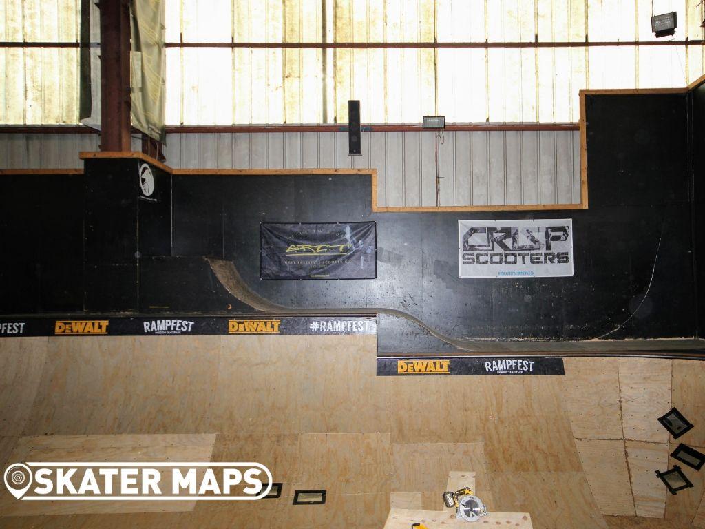 Rampfest Indoor Skatepark