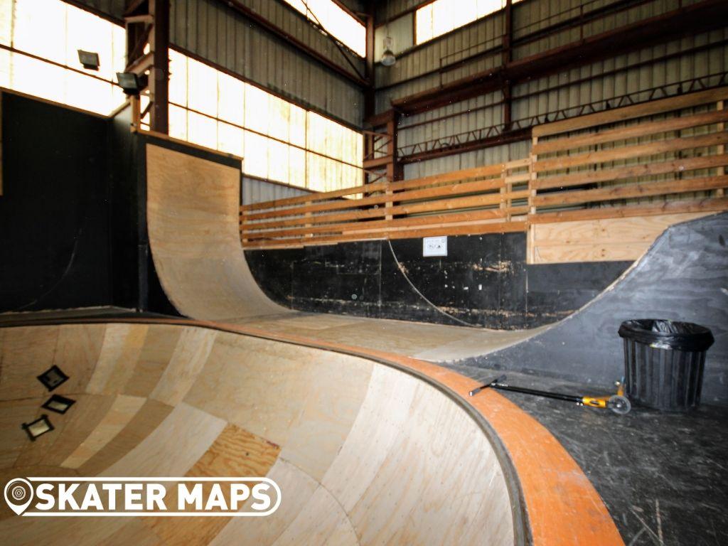 Skate Bowl And Vert