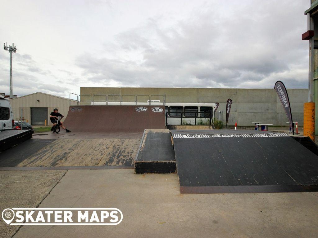 Rampfest skatepark