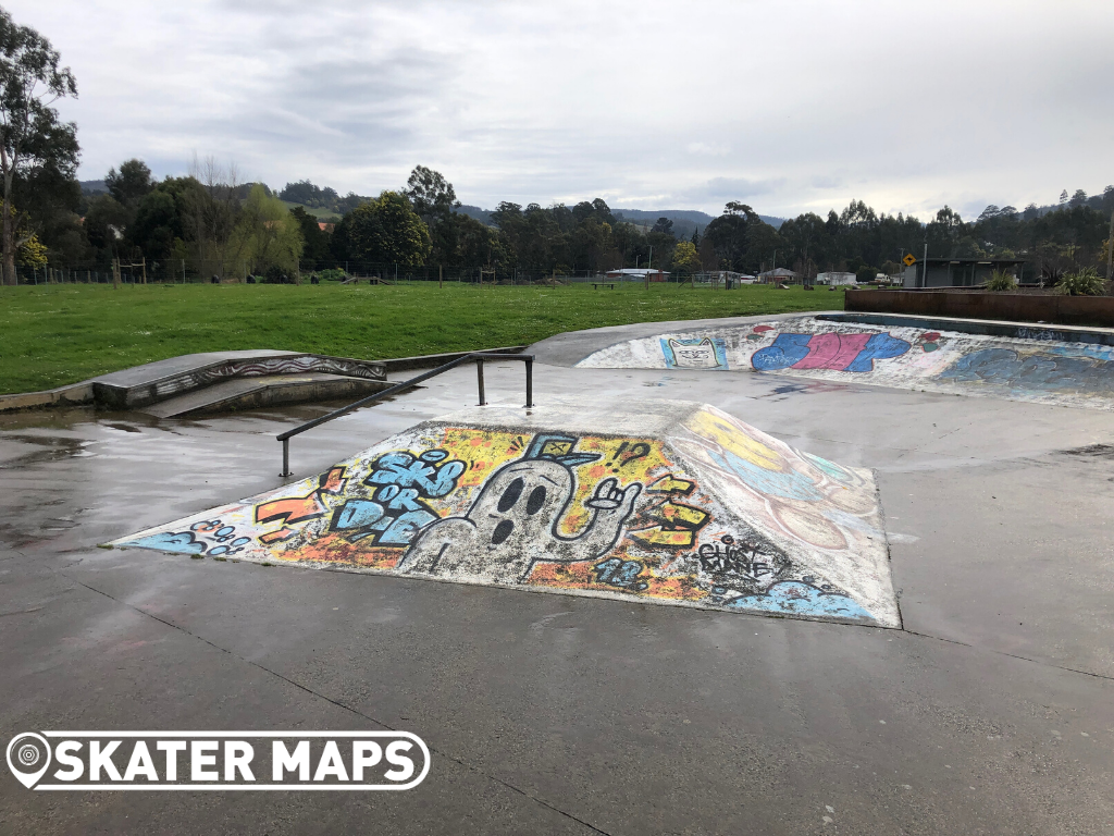 Greeveston Skatepark