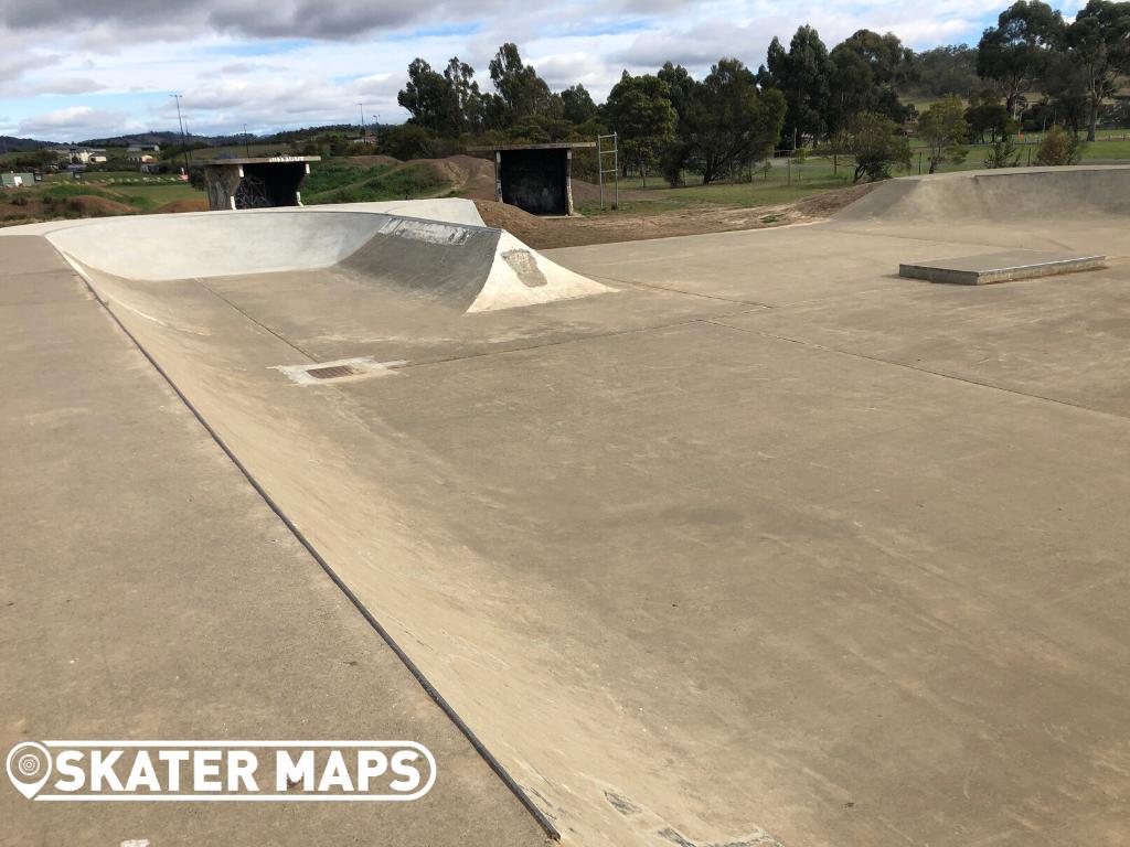 TAS Skateboarding Parks