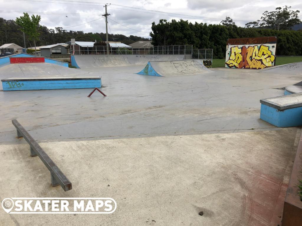 Tasmania Skateparks Australia