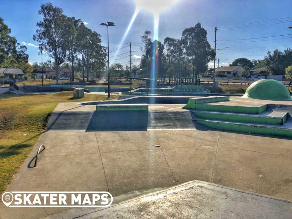 Brisbane Australia Skateparks