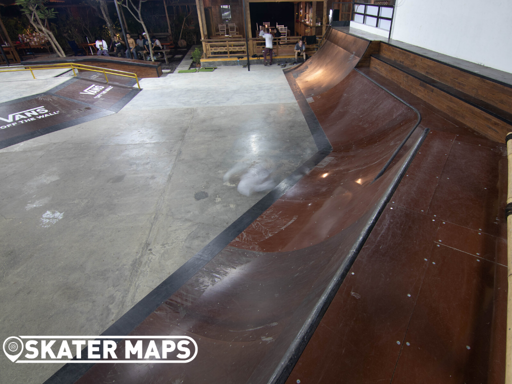 Indoor Skatepark Bali