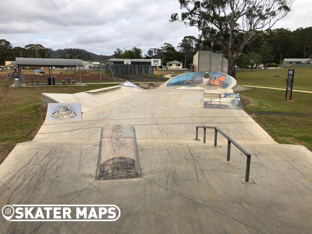Goliath Park Skate Park