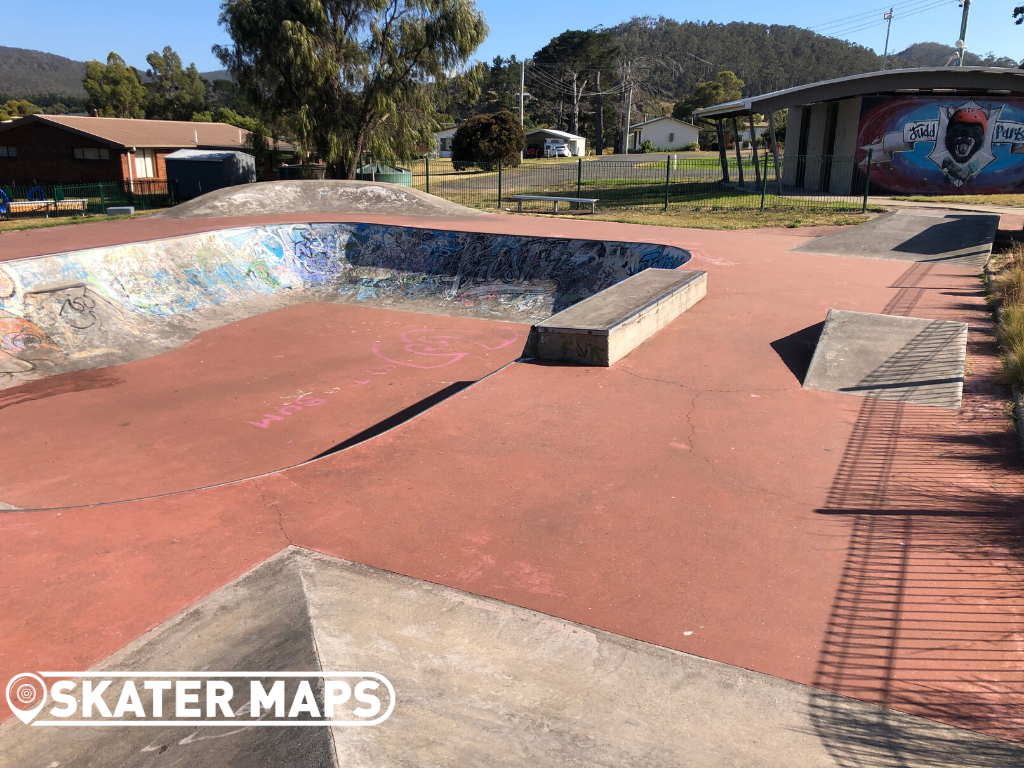 Hobart Skatepark