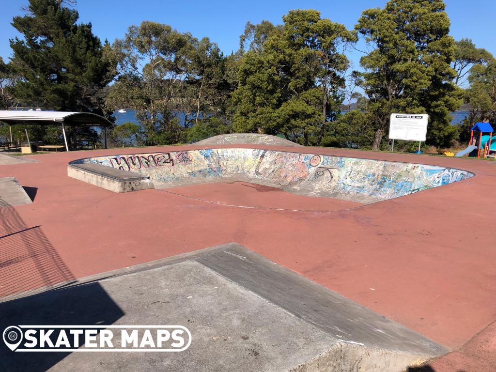 Skateboard Spots