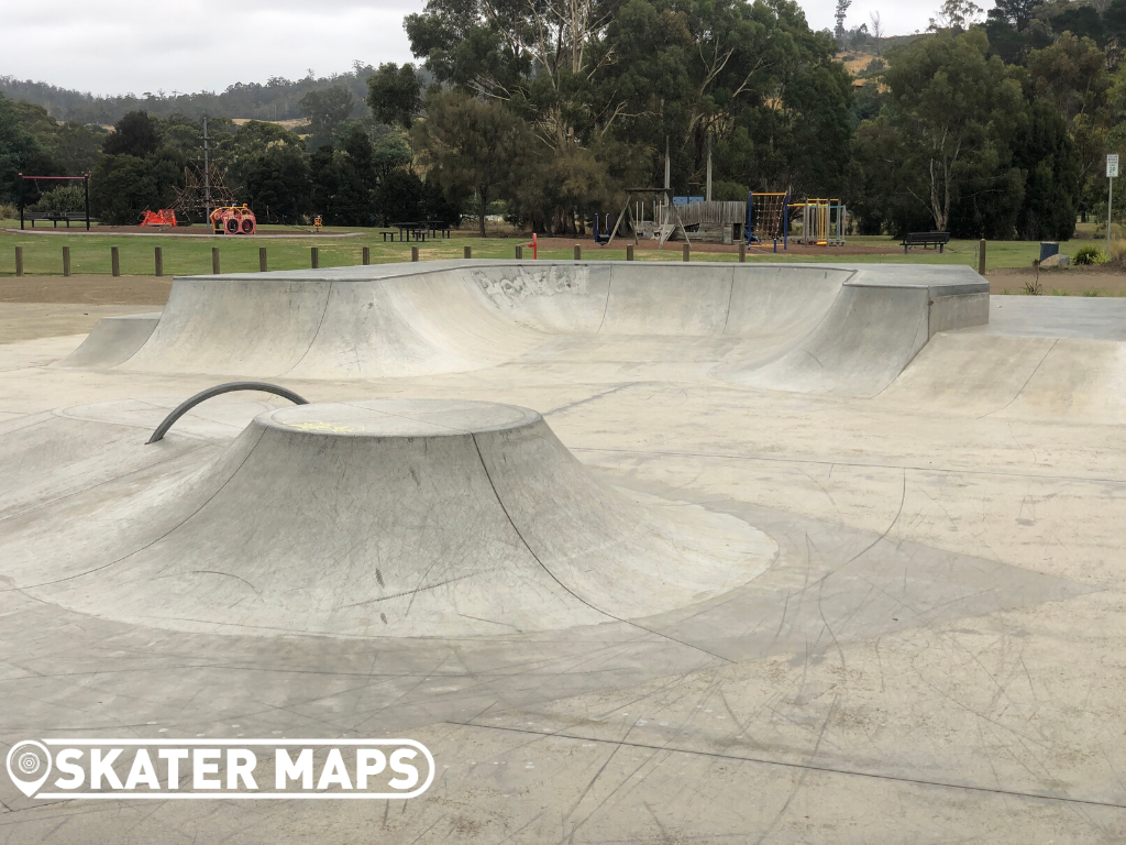Tasmania Skateboard Parks