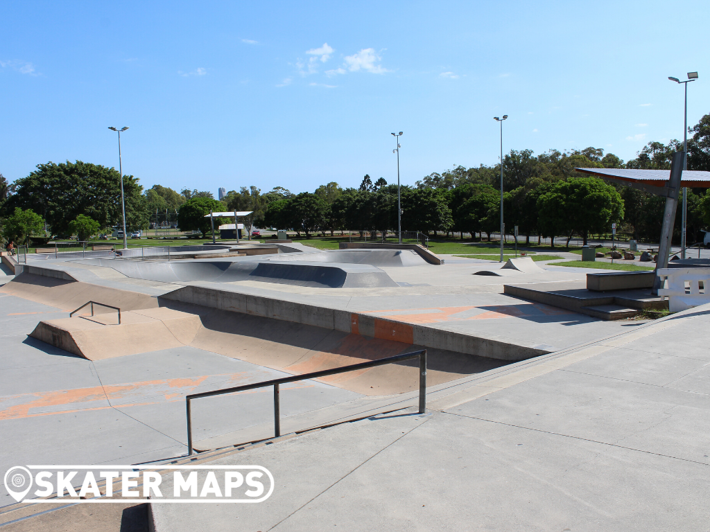 Gold Coast Skateparks