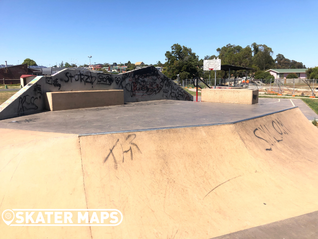 New Skateparks Tasmania