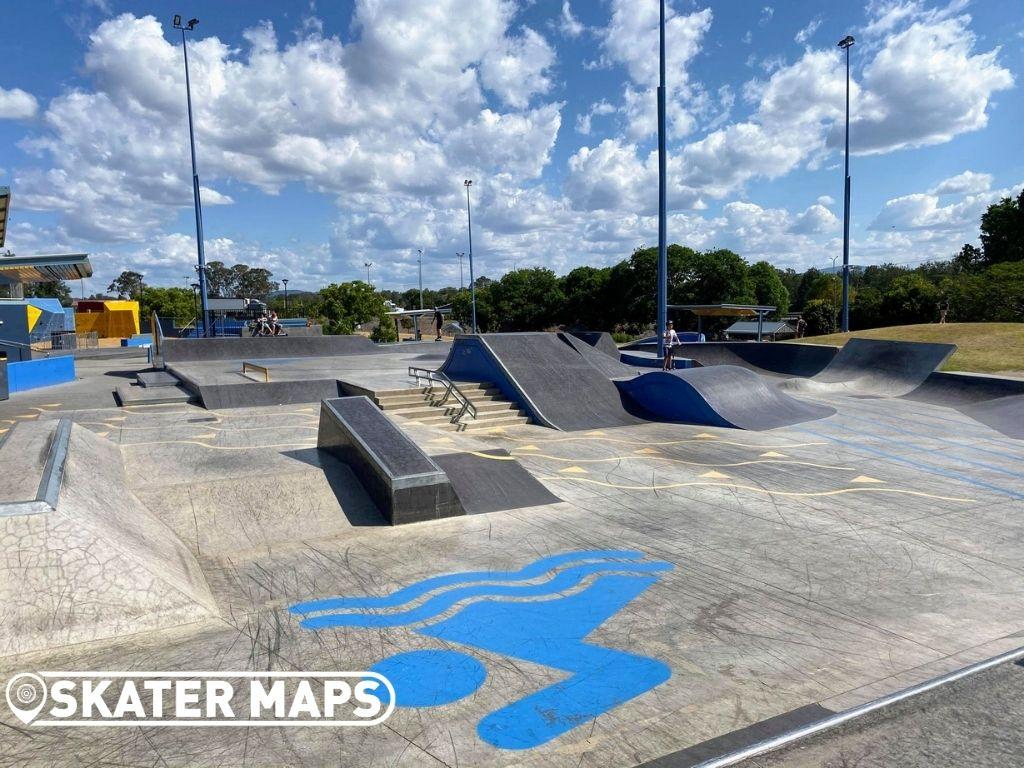 Queensland Skateboard Parks