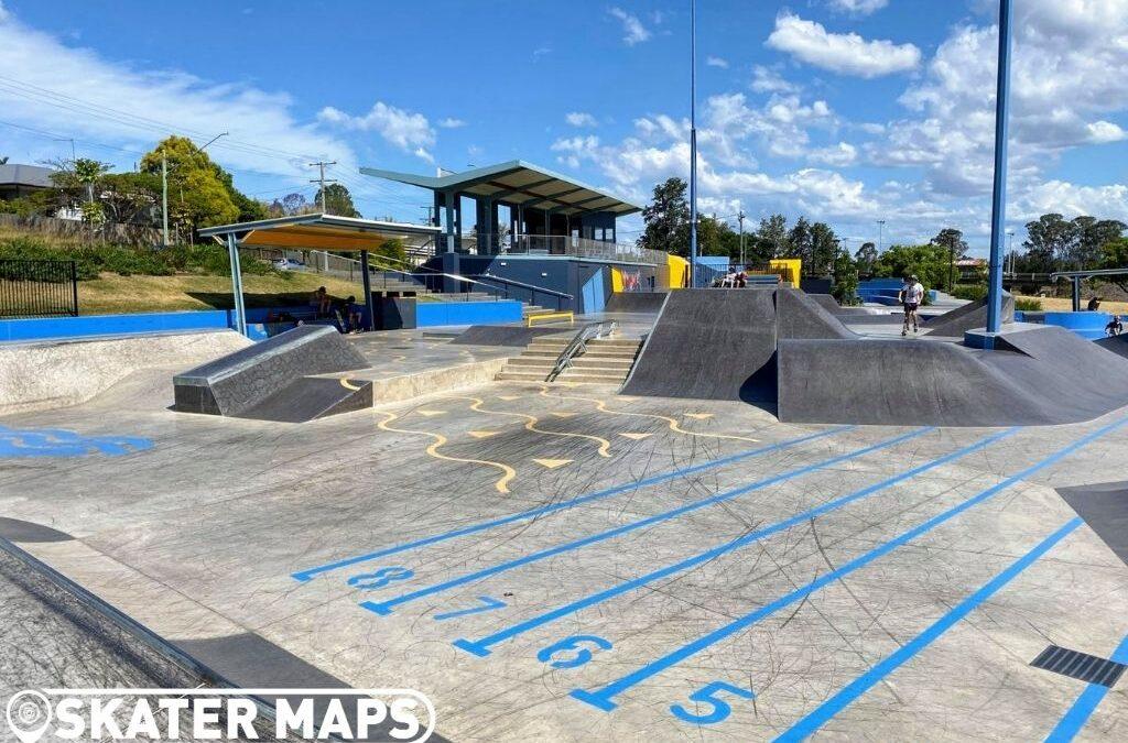 Gympie Youth Precinct Skatepark