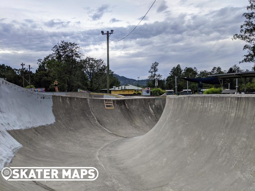 Skateboard Park Nimbin