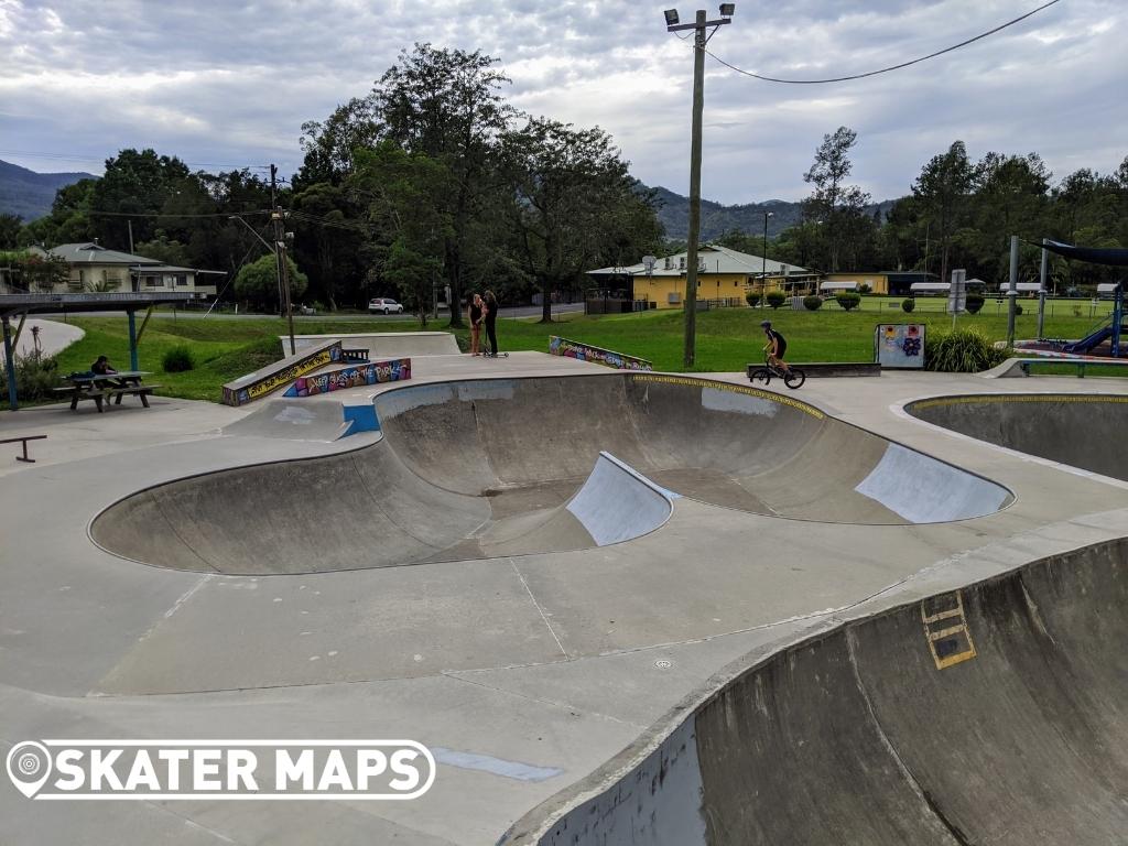 Clover Skate Bowl