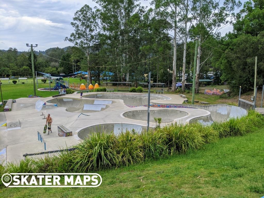 Skate Park Nimbin NSW