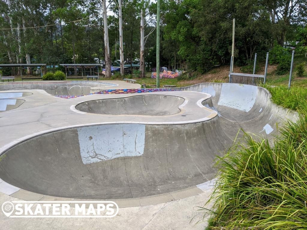 Snakerun Nimbin Skatepark