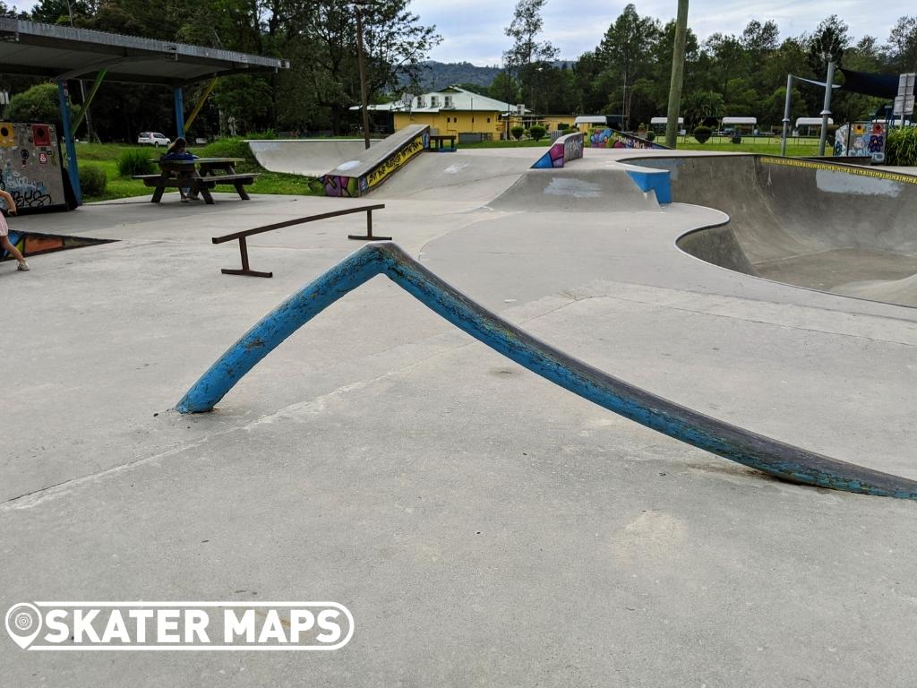 Skateparks Nimbin