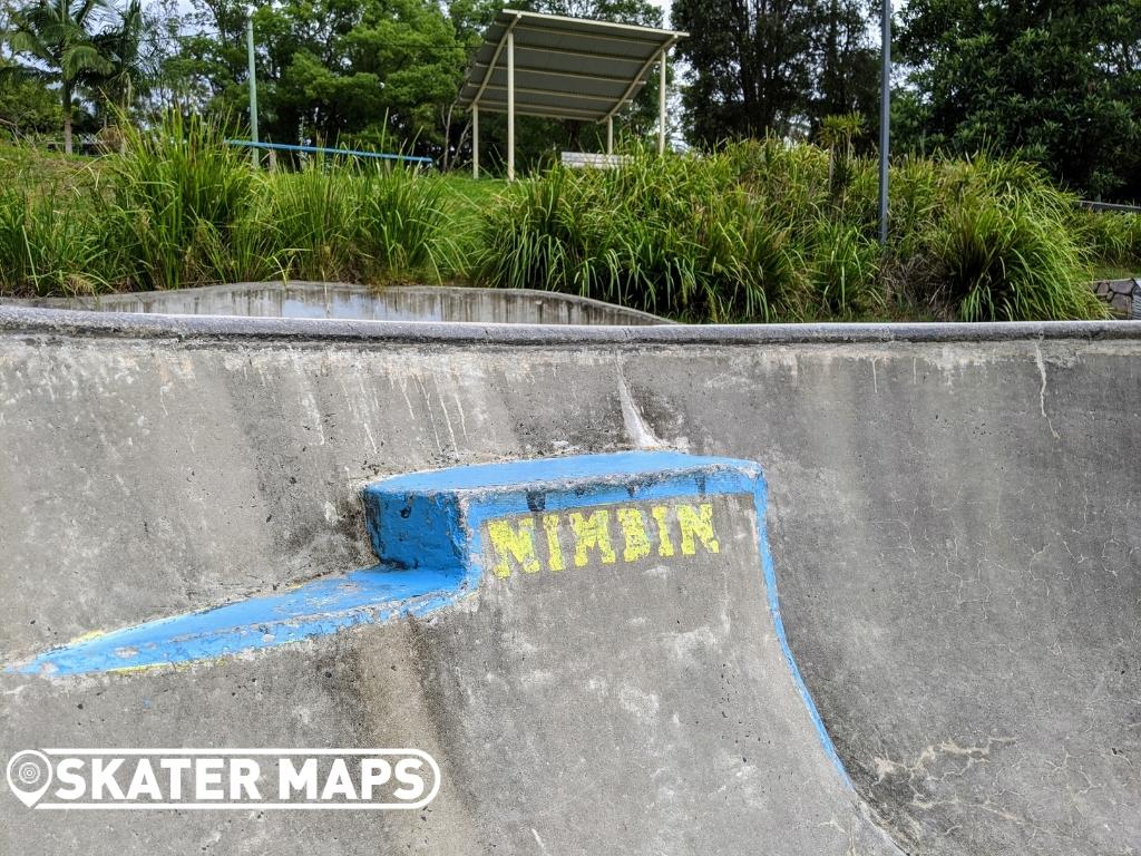 Nimbin Branded Skatepark