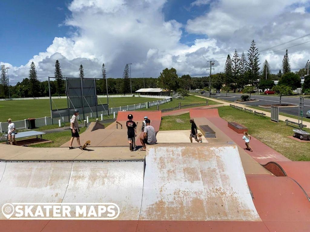 Yamba Skateboard Park