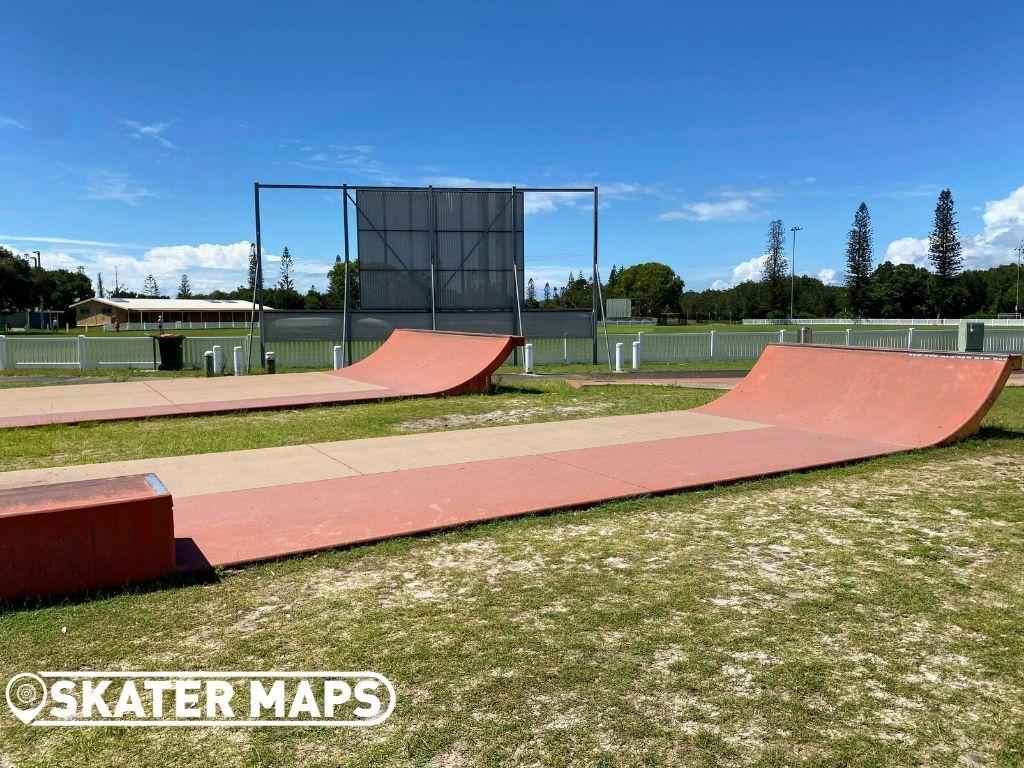 Scooter Park Yamba