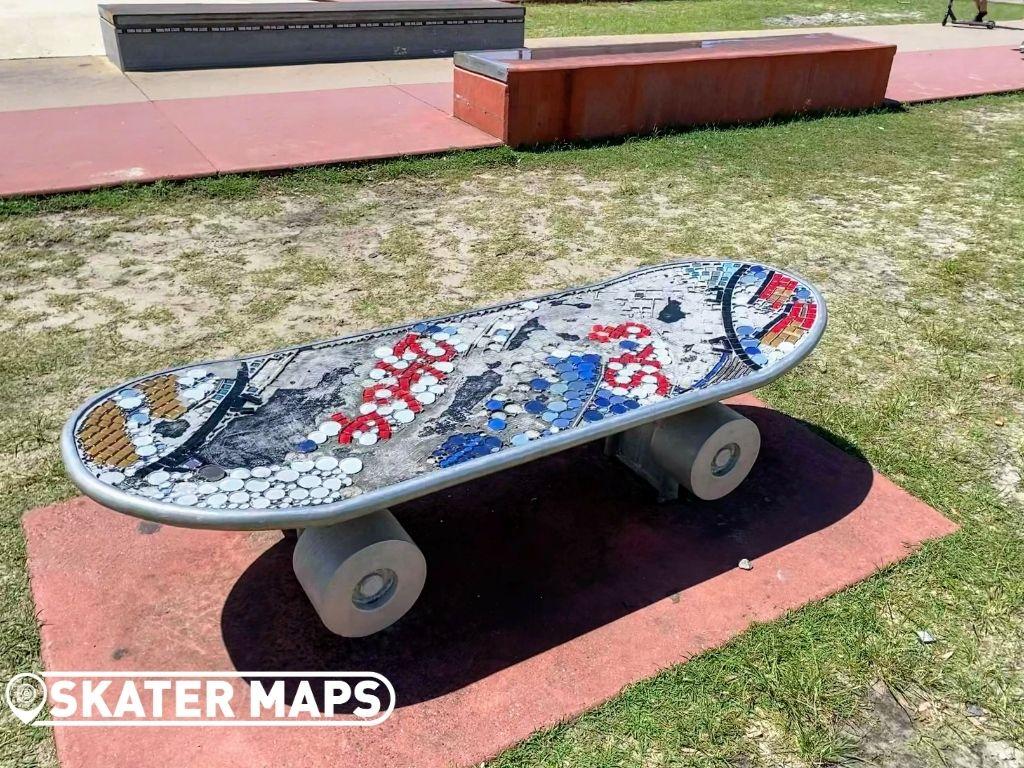 Skateboard Art Yamba